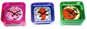 Alarm clocks(A skeleton type)