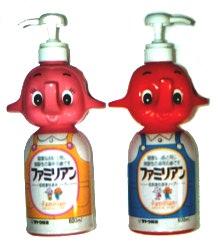 A body soap